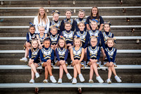 Haslett Youth Cheer 2016