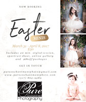 Book a Limited Easter Mini Session